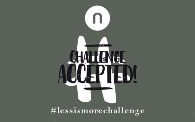 Less is more challenge
